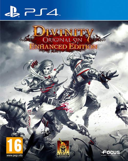 Divinity Original Sin: Enhanced Edition PS4
