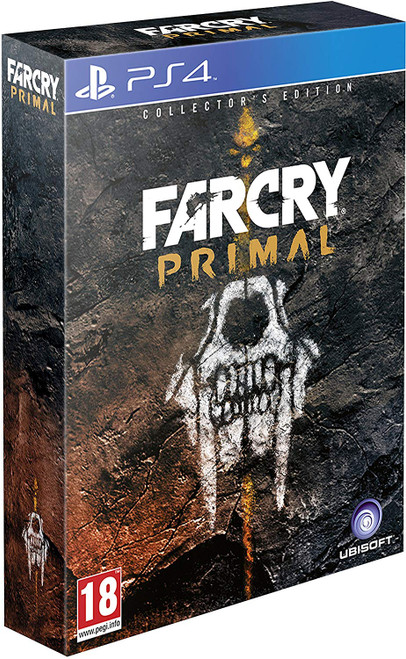 Far Cry Primal Collector PS4