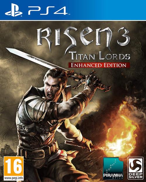 Risen 3 Enhanced Edition PS4