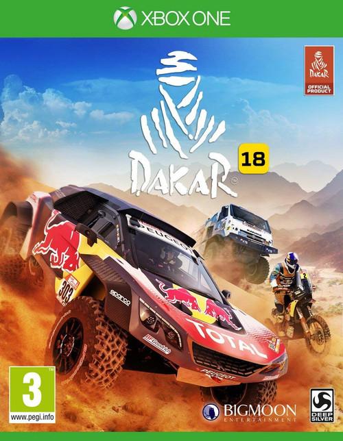Dakar 18 Xbox One Video Game