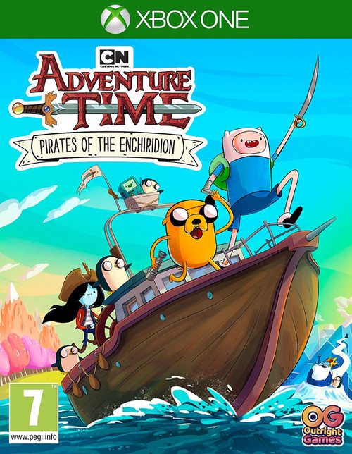Adventure Time: Pirates of the Enchiridion Xbox One Video Game