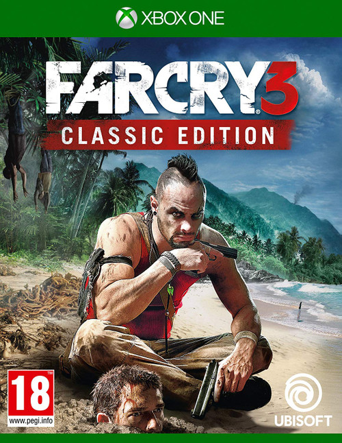 Far Cry 3: Classic Edition Xbox One Video Game