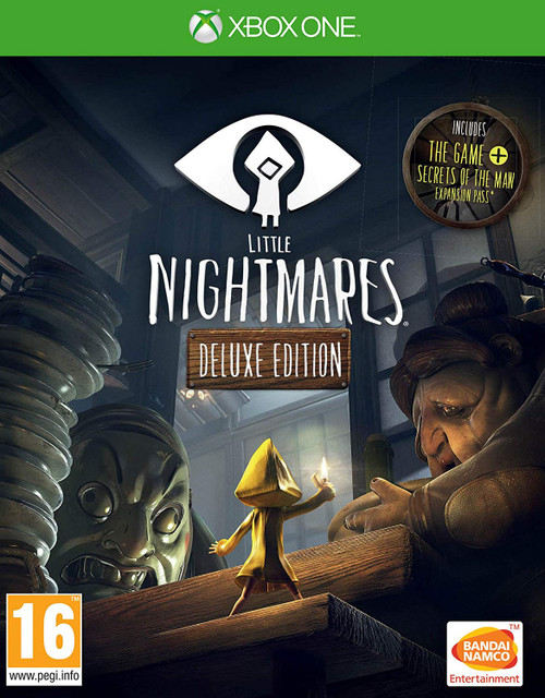 Little Nightmares - Deluxe Edition  Xbox One Video Game