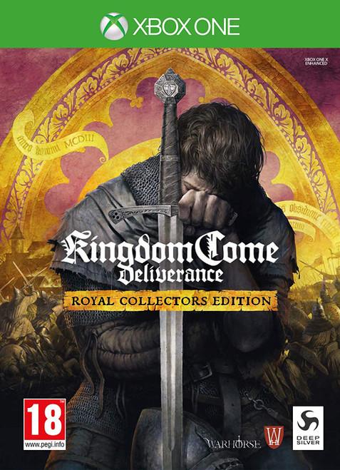 Kingdom Come: Deliverance Special Edition Xbox One Video Game