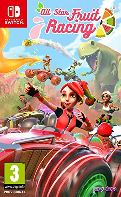 All-Star Fruit Racing Nintendo Switch Video Game
