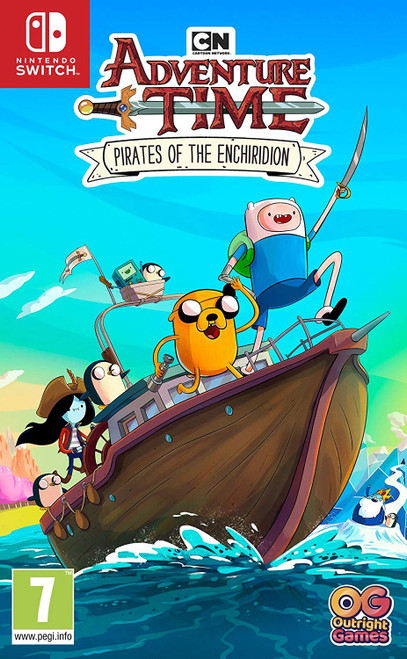 Adventure Time: Pirates of the Enchiridion - Standard (Nintendo Switch)