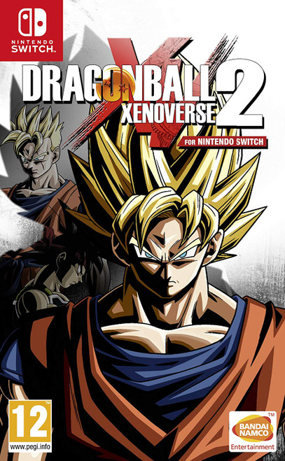 Dragon Ball: Xenoverse 2 Nintendo Switch
