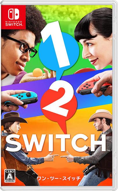 1-2-Switch - Standard (Nintendo Switch)
