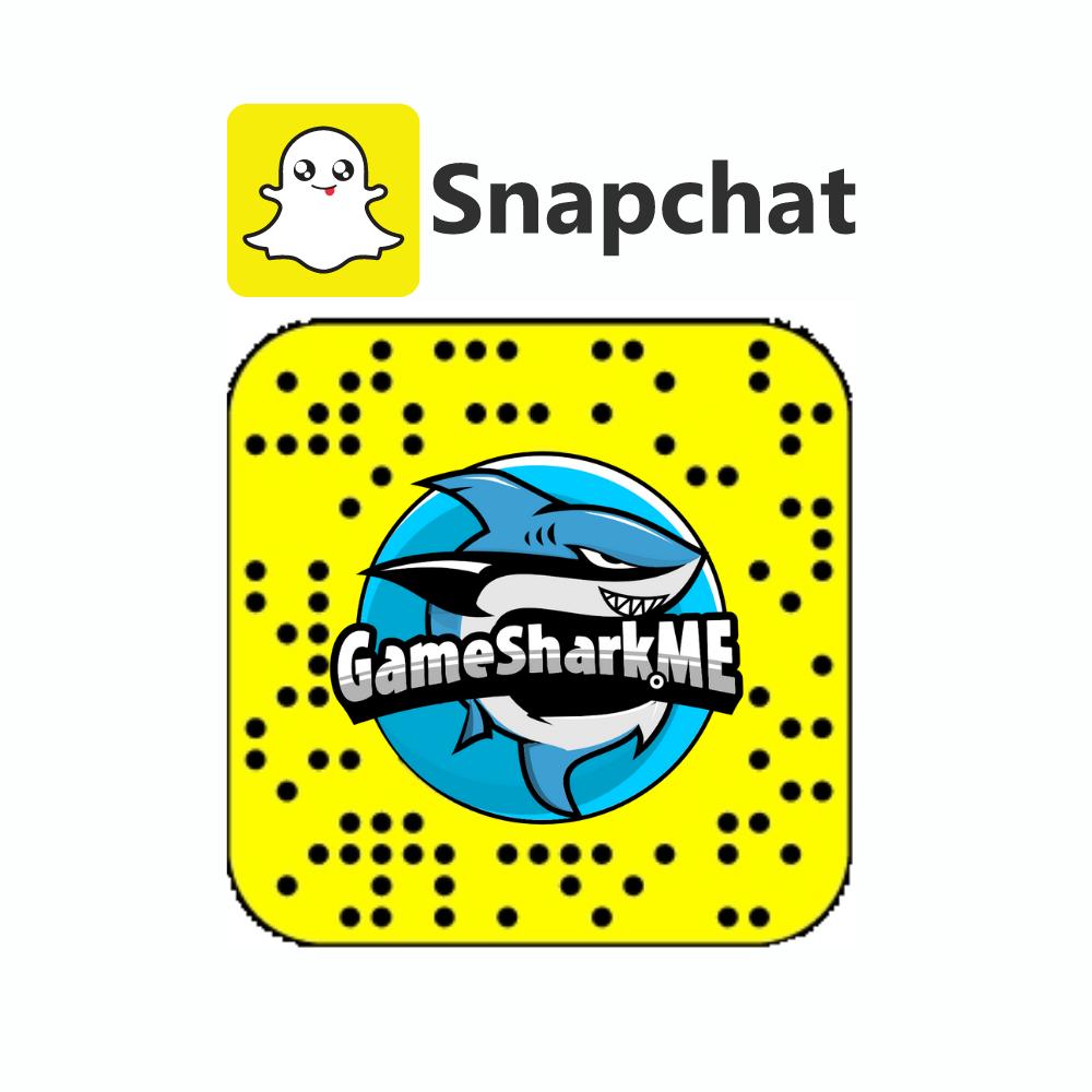 GameSharkME SnapChat