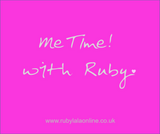Episode 2 of 'Me Time with Ruby' is released tomorrow...