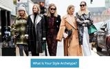 The Ruby La La QUIZ: What's Style Archetype?