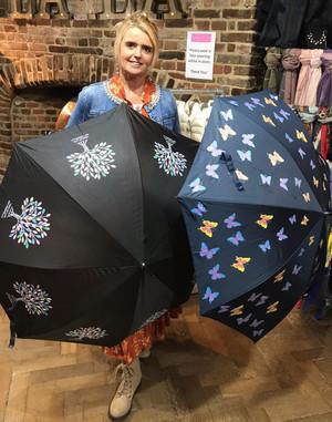 Magic Umbrella - Tree & Butterfly