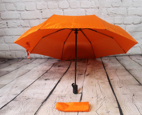 Auto Brolly - Orange