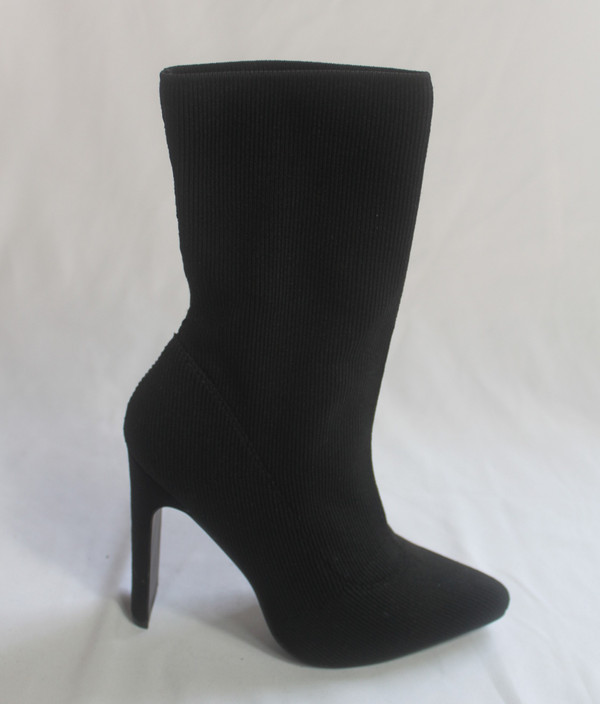 Black Sock Boot