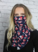 Strawberry Scarf Covering