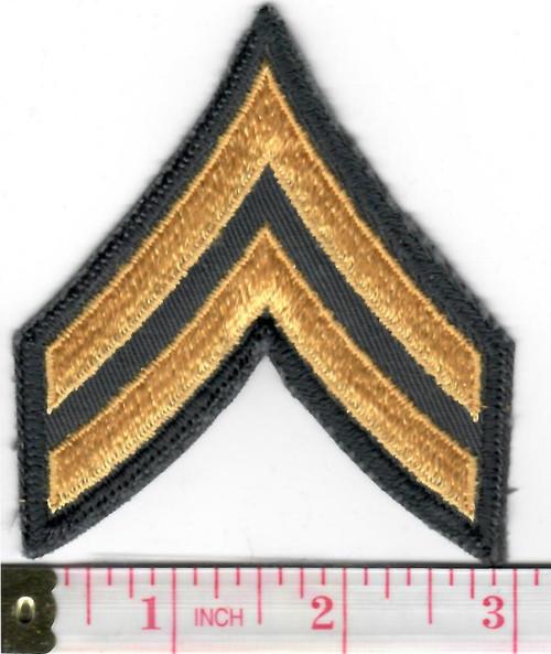 1951 - 1958 US Army Corporal Chevron Inv# W475