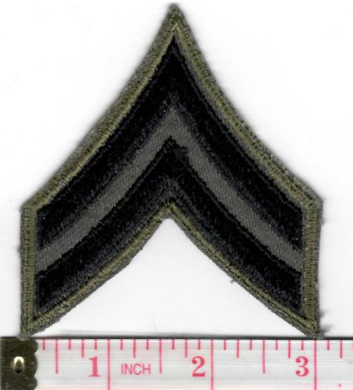 WW 2 US Army Corporal Chevron Inv# W491