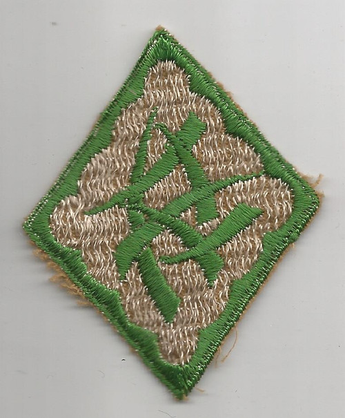 Pre WW 2 US Army 15th Infantry Reg Chinese Language School Patch Inv# A310