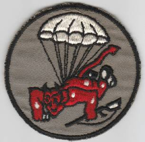 WW 2 US Army 508th Airborne Infantry Regiment Patch Inv# M026