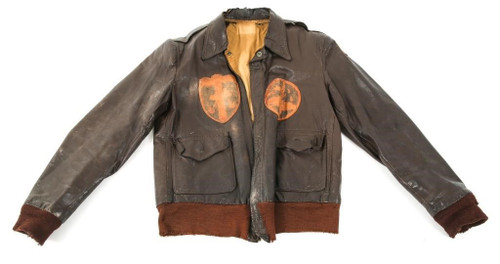 WW 2 A-2 Jacket 560th Bomb Squadron 388th Bomb Group 8th Air Force Size 36