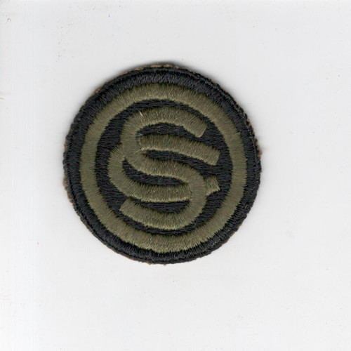 WW 2 US Army Officers Candidate School Patch Inv# J540