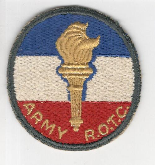 WW 2 US Army R.O.T.C. ROTC Patch Inv# P684
