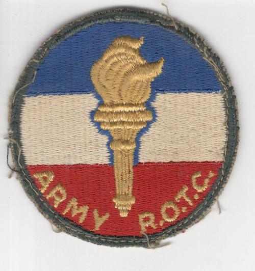 WW 2 US Army R.O.T.C. ROTC Patch Inv# P682
