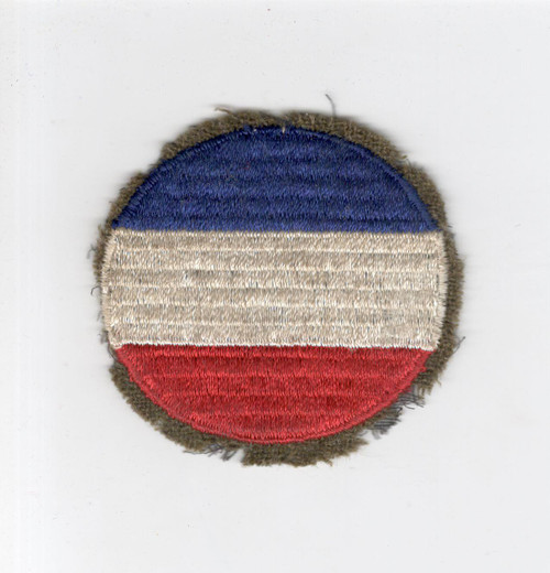 WW 2 US Army Ground Forces Wool Patch Inv# E836