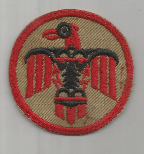 WW 2 US Army Air Instructor for Chinese Aviation Cadet Training Patch Inv# A345