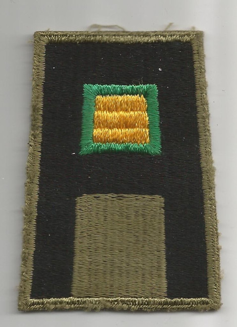 GEMSCO WW 2 US Army 1st Army Military Police Patch Inv# A376