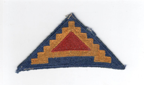 German Made US Army 7th Army Patch Inv# D553
