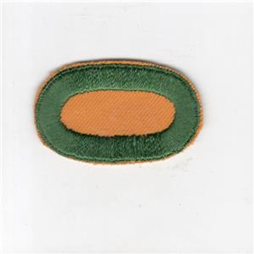 50's US Army 44th Tank Battalion Oval Inv# A664