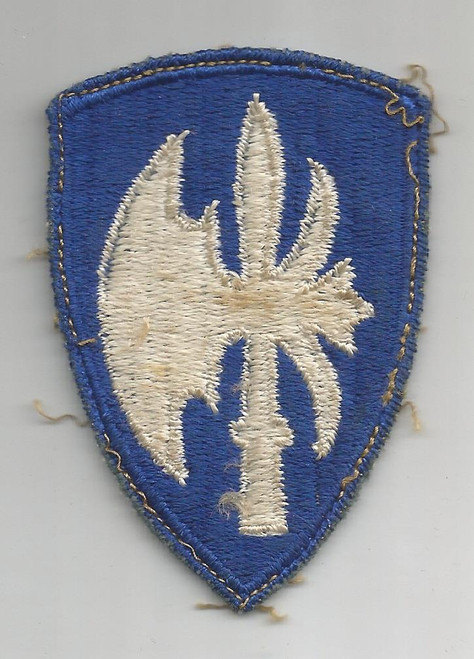 Greenback WW 2 US Army 65th Infantry Division Patch Inv# A509
