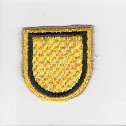 US Army 1st Special Forces Group Flash Inv# A452