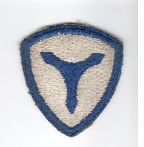 WW 2 US Army 3rd Service Command Patch Inv# A588