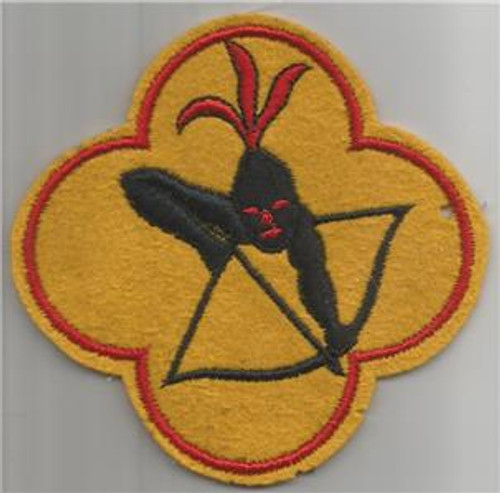 WW 2 Army Air Forces 429th Bombardment Squadron Patch Inv# H817