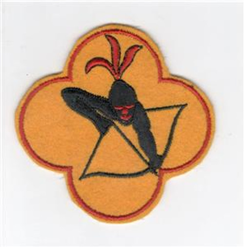 WW 2 Army Air Forces 429th Bombardment Squadron Patch Inv# L260
