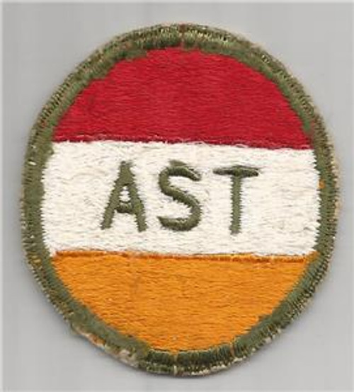WW 2 US Army Specialized Training Instructor Patch Inv# K525