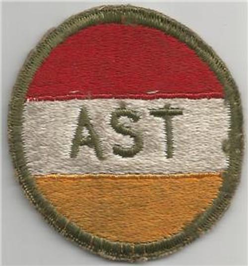 WW 2 US Army Specialized Training Instructor Patch Inv# S293