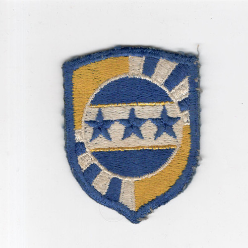 Very Rare Original Armed Forces Information School Patch Inv# H729