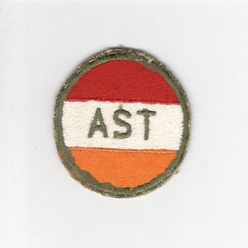 WW 2 US Army Specialized Training Instructor Patch Inv# J062