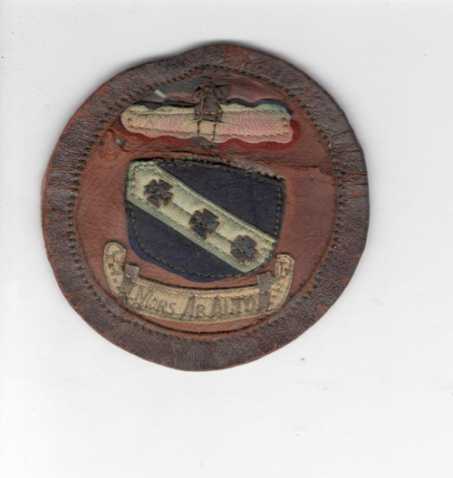 "Rare 2-3/4"" CBI WW 2 7th Bomb Group 10th Air Force Patch Inv# L257"