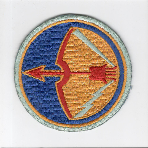 "4"" WW 2 USAAF San Francisco Fighter Wing 4th Air Force Patch Inv# G988"