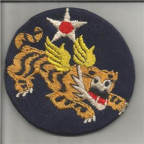 "1942 / 1943 China Air Task Force 2-7/8"" Patch Inv# G680"