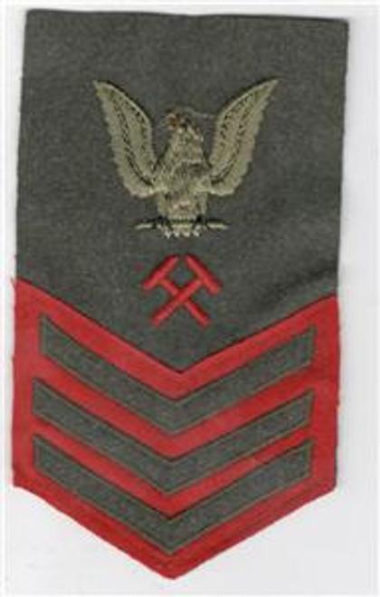 WW 2 USMC 1st Class Metal Smith Rate Inv# X555
