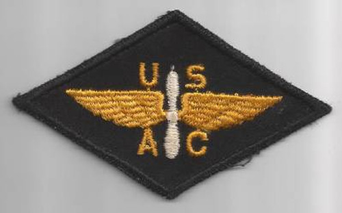 Rare WW 2 United States Air Cadet Patch Inv# F533