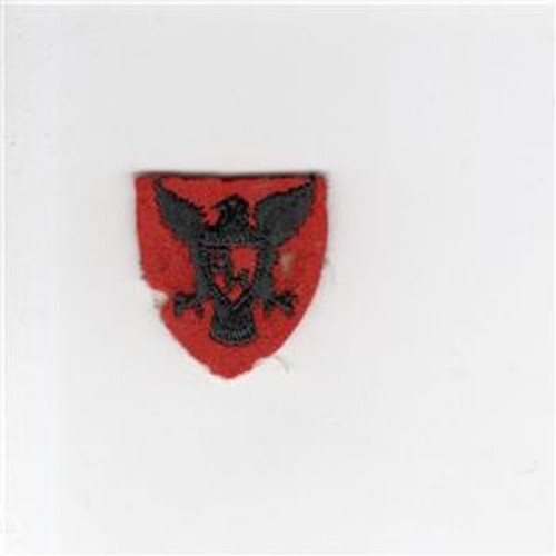 "1-1/2"" Pre WW 2 US Army 86th Infantry Division Wool Cap Patch Inv# J866"