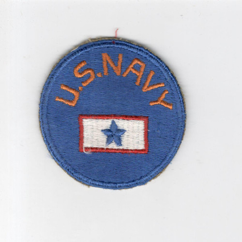 WW 2 US Navy Son In Service Patch Inv# G041