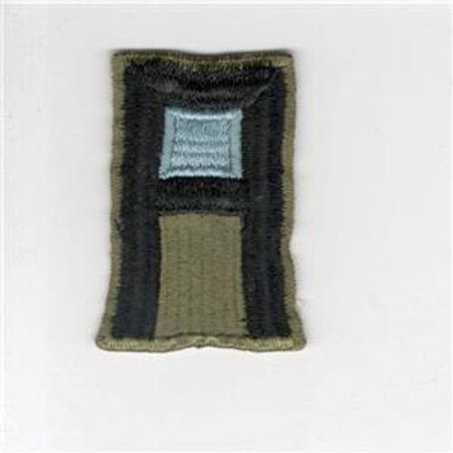 WW 2 US Army 1st Army Infantry Patch Inv# J863