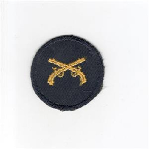 WW 2 US Army Military Police Cap Patch Inv# G107